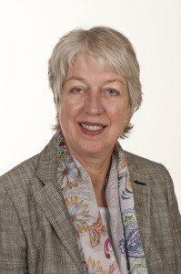 Linse Brigitte, Vorsitzende Frauenunion